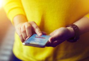 Chroń swoje finanse za pomocą palca